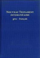 Bild von Nouveau Testament interlinéaire grec-français
