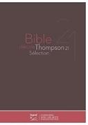 Bild von Bible Thompson Segond 21