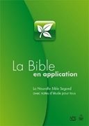 Bild von Nouvelle Bible Segond