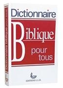 Bild von Dictionnaire biblique pour tous