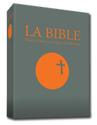 Bild von La Bible. Traduction officielle liturgique