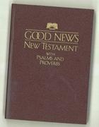 Bild von Good News NT, Psalms, Proverbs