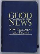 Bild von Good News, NT + Psalms