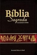 Bild von Bíblia Sagrada com ilustrações coloridas
