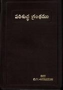 Bild von The Bible in Telugu