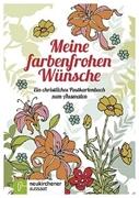 Bild von Postkartenbuch - Meine farbenfrohen Wünsche