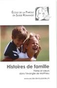 Bild von Ecole de la parole: Histoires de famille