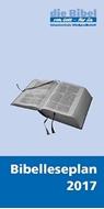 Bild von Bibelleseplan 2017 deutsch