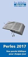Bild von Plan de lecture biblique 2017 français