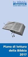Bild von Bibelleseplan 2017 italienisch