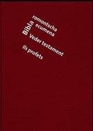 Bild von Bibla romontscha ecumena - Veder testament/Ils profets