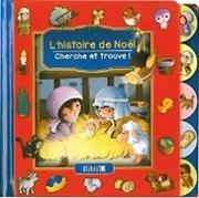 Bild von Histoire de Noël - cherche et trouve