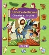 Bild von Histoire de Pâques - cherche et trouve