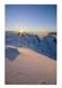 """Bild von Glückwunschkarte """"Bergsonne"""""""