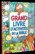 Bild von Le grand livre d'activités de la Bible