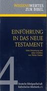 Bild von EINFÜHRUNG IN DAS NEUE TESTAMENT