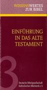 Bild von EINFÜHRUNG IN DAS ALTE TESTAMENT