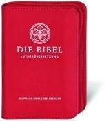 Cover-Bild zu Die Lutherbibel revidiert 2017 - Senfkornausgabe mit Reißverschluss