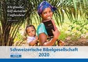 Bild von Kalender Schweizerische Bibelgesellschaft 2020