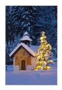 "Bild von Carta di auguri ""cappella di Natale"""