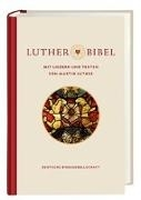 Cover-Bild zu Lutherbibel revidiert 2017 - mit Liedern und Texten von Martin Luther