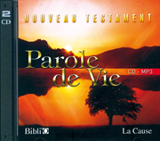 Bild von Nouveau Testament en MP3