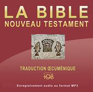 Bild von Nouveau Testament Audio - Traduction TOB
