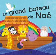 Bild von Livre pour le bain - Le grand bateau de Noé