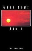 Bild von Good News Bible-TEV von American Bible Society (Hrsg.)