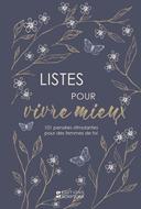 Bild von Listes pour vivre mieux