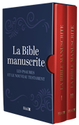 Bild von La Bible manuscrite