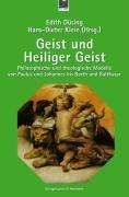 Bild von Geist und Heiliger Geist von Düsing, Edith (Hrsg.)