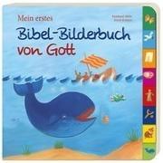 Bild von Mein erstes Bibel-Bilderbuch von Gott von Krömer, Astrid (Illustr.)